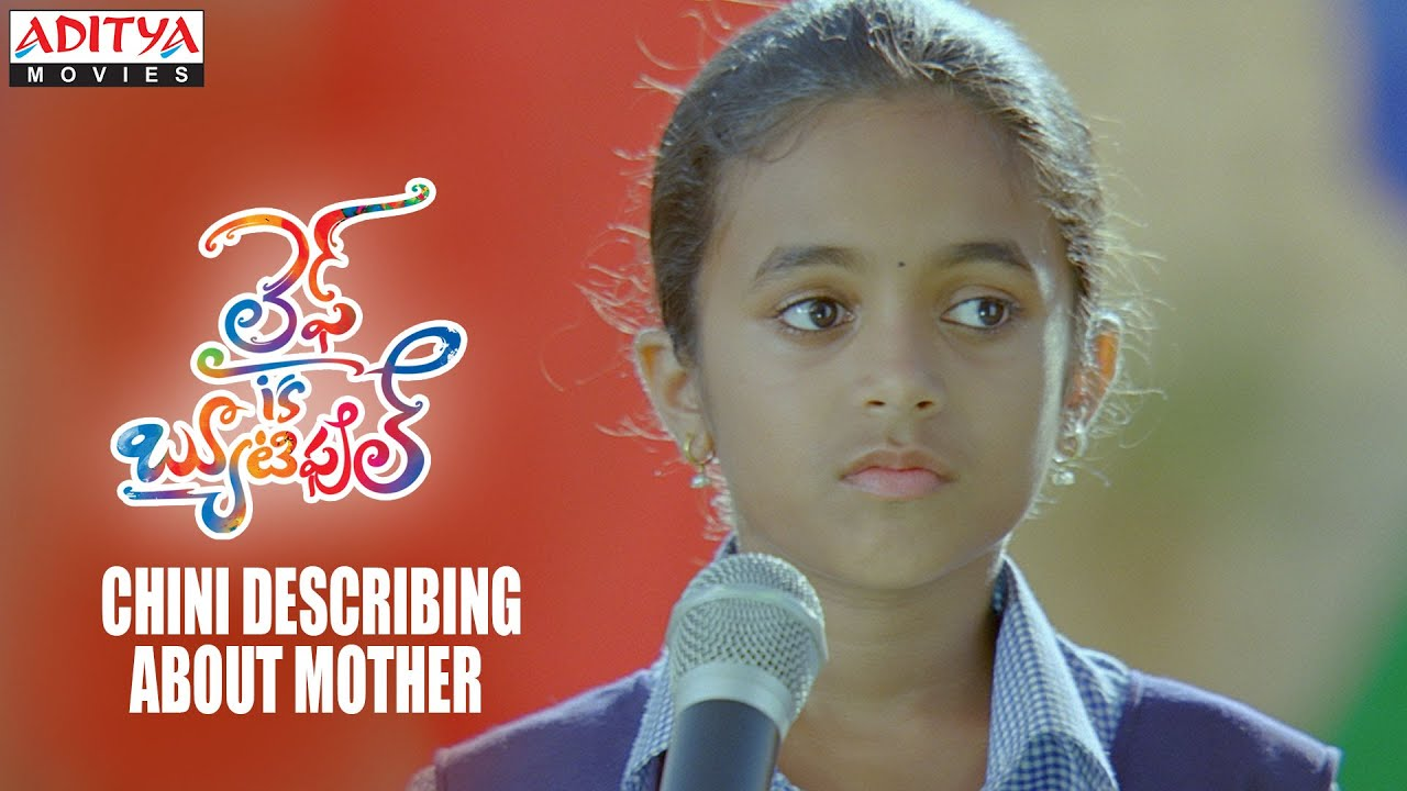 A Mother Should be Loved movie scenes Chini Describing About Mother s in Life Is Beautiful Movie Scene