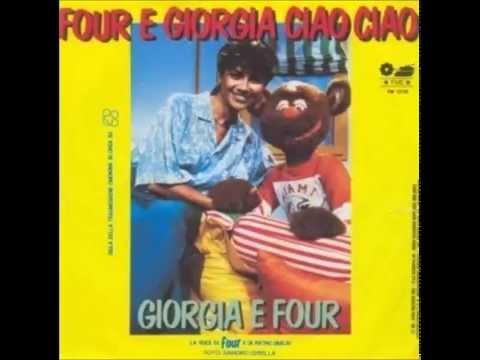 Four & Giorgia - Four E Giorgia Ciao Ciao