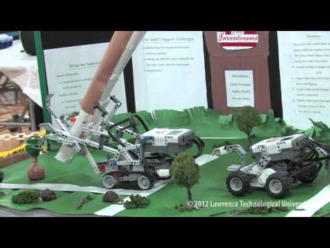 Junior Exhibition - World Robofest 2012
