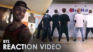 BTS - BOY IN LUV [ DANCE PRACTICE ] REACTION VIDEO #nutgrabgroup