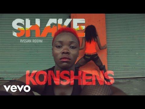 Konshens - Shake video