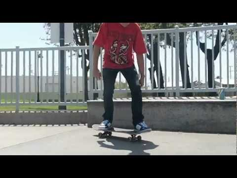 Brett Worthy - Ten23 Skateboards