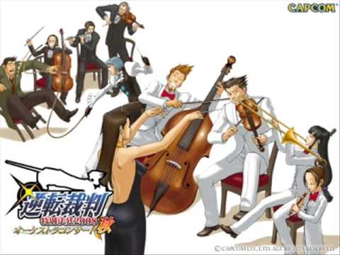 Gyakuten Meets Orchestra 08 - Objection! video