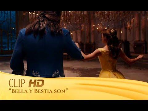 La Bella y la Bestia | Clip: 'Bella y Bestia Son' | HD