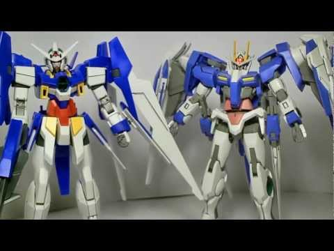 1/144 HG Age Gundam  2 Normal Review
