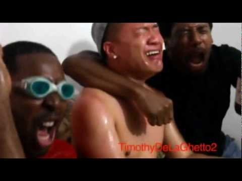 TimothyDeLaGhetto Shows His Penis
