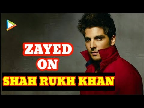 I Deeply Love and Respect Shahrukh says Zayed Khan - Exclusive Bollywood Hungama Interview