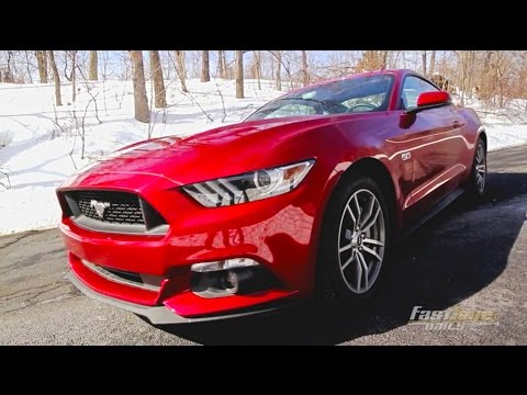 2015 Ford Mustang GT Review - Fast Lane Daily