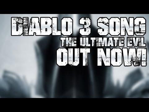 The Ultimate Evil - Diablo 3 Song - Borderline Disaster - Lyrical...