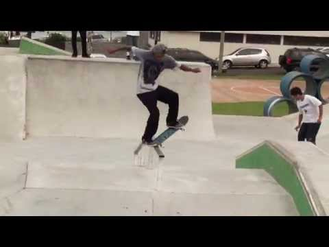 Alfa Skate Demo - Torres-RS - Mar&#231;o 2013