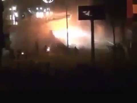 Deadly Kurdish Protests Against ISIS In Turkey