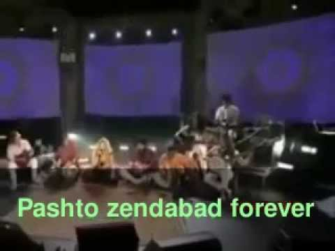 Shakira Singing Super Hits Lovely Pashto Song Afghanistan video