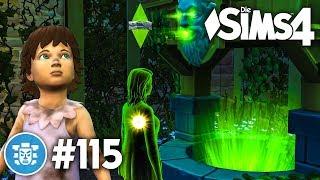 Kommt Blue zurück? | Let's Play Die Sims 4 Dschungel-Abenteuer Pack #115