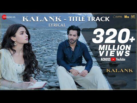 Download Lagu  Kalank Title Track - al | Alia Bhatt , Varun Dhawan | Arijit Singh | Pritam| Amitabh Mp3 Free