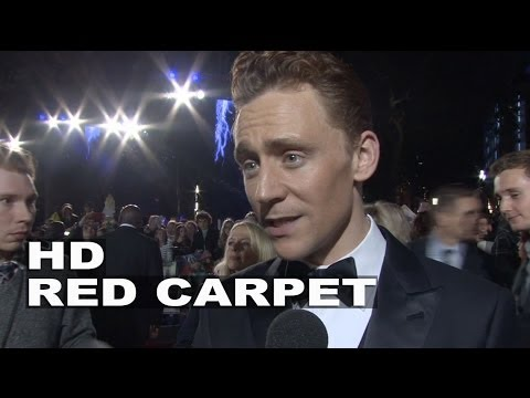 Thor 2 The Dark World Tom Hiddleston World Premiere Movie ...