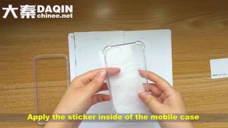 Small manufacturing business in China of phone case customization