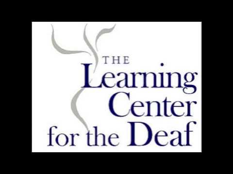 Behind the Scenes with Donny Gribbons from The Learning Center for the Deaf