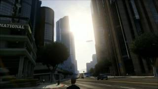 GTA 5 - World in Motion (A Time Lapse Video) (Mealor - Empty Shells)