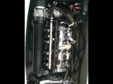 Yamaha VX110 engine For sale running motor. jetski. personal watercraft www.jetskiswholesale.com