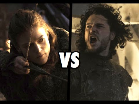 Game Of Thrones Season 4 Episode 9 Review- Pre Season Finale Fight 'Watchers on the Wall'