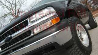 1999 Chevy Z71 Step Side Video Compilation