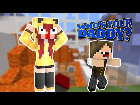 O BEBÊ COLOCOU FOGO NA CASA! O.O | Minecraft Who's Your Daddy (Ft. Jazzghost)