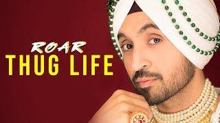 Thug Life Diljit Dosanjh Official Audio Jatinder Shah Ranbir Singh Famous Studios