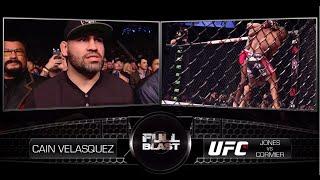 UFC 200: Cain Velasquez - Full Blast Jones vs Cormier