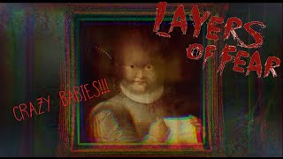 TOO SCARED TO FINISH?!? Layers of Fear PS4 Pro Gameplay Pt. 2