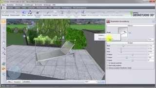 DATAflor GRÜNSTUDIO 3D® Tipps & Tricks: Gestalten