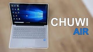 Chuwi LapBook Air, un portátil ligero de 14.1 pulgadas y 8 GB de RAM
