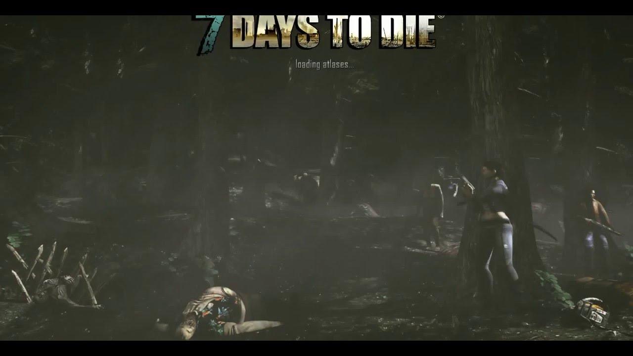 Как в 7 days to die сделать палку