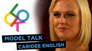 CariDee English: Model Talk