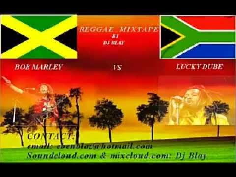 Dj Blay - The Best Of Bob Marley vs Lucky Dube ReggaeMix