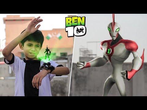 Ben 10 Transformation in Real Life Episode 7 | A Short film VFX Test
