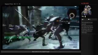 Dragonwag's Live PS4 Broadcast - FF XV Part 9 1/2