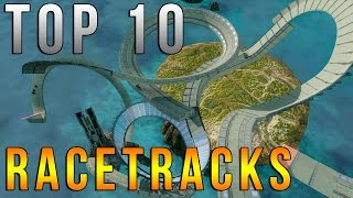 Halo 4 Top Ten Racetracks Summer 2014 (#1-#5)
