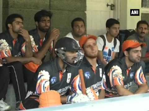 Kashmir hosts cricket league to promote young players