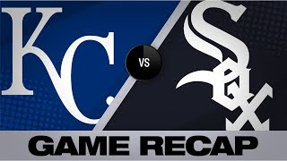Soler's 2 homers lift Royals to 8-6 win | Royals-White Sox Game Highlights 9/11/19