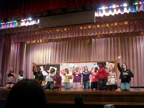 TREWYN MIDDLE SCHOOL DRAMA CLUB (PART 1)