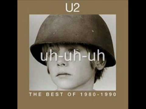 U2 - Where the streets have no name w/ lyrics!