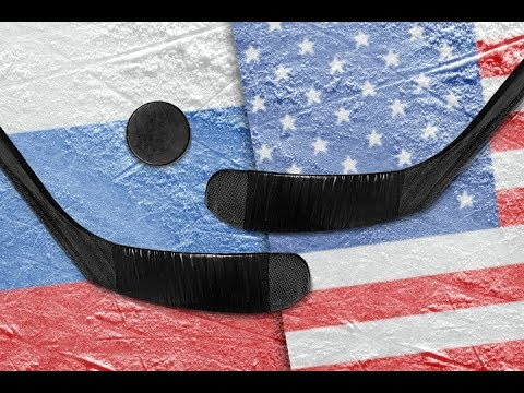 ОИ-2018 ХОККЕЙ I РОССИЯ(ОАР) VS США I МОДЕЛИРОВАНИЕ МАТЧА #РОССИЯ В МОЕМ СЕРДЦЕ