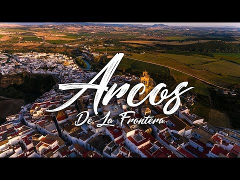TRAVEL VLOG: Arcos De La Frontera in SPAIN