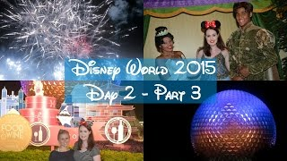 Disney World Vlogs 2015 | Day 2 Part 3