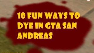 10 horrible ways to die in GTA San Andreas