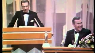 Groucho Marx Roasts Johnny Carson