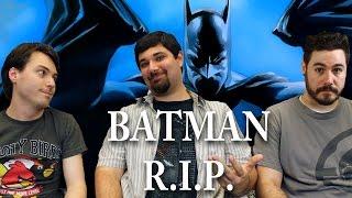 #Batman R.I.P. (Grant Morrison)