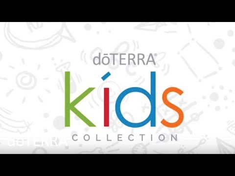 Essential Oils For Kids- doTERRA's Kid Essential Oil Collection