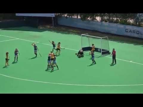 UNC Field Hockey: Highlights vs. Iowa