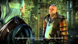 The Witcher 2 - Gameplay - Max Settings - Radeon 5850 1gb